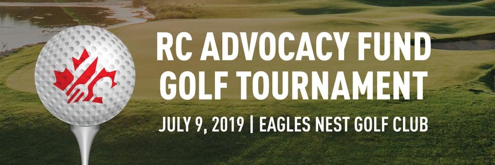 RC Advocacy Fund Golf Tournament
